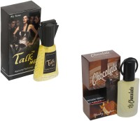 My Tunes Combo Pack Talk Me 30 Ml & Chocolate- 30 ml Eau de Parfum  -  60 ml(For Men)