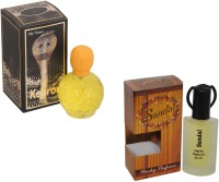 My Tunes Combo Pack Kebrons 30 Ml & Sandal- 30 ml Eau de Parfum  -  60 ml(For Men)