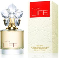 Avon Life for Her Eau de Parfum  -  50 ml(For Girls)