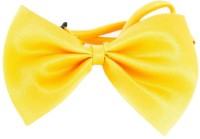 Futaba Embellished Dog Collar Charm(Yellow, Butterfly)