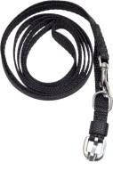 Scoobee Plain Dog & Cat Collar Charm(Black, Rectangle)