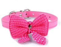 Futaba 420ALCP Info Engraved Dog Collar Charm(Pink, Rectangle)