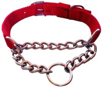Pet Club51 Dog Everyday Collar(Large, Red)