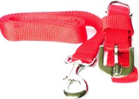 Smarty Pet Control Collar Dog Everyday Collar(Small, Red)