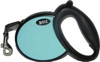 Dele Control Collar Dog Everyday Collar(Medium, Blue)