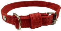 Sollar's Dog Everyday Collar(Small, Red)