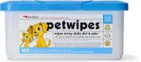 Petkin 5350 Pet Ear Eye Wipes(Pack of 100)