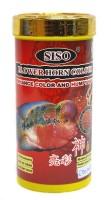 Siso Flower Horn Colour 250g/500ml | Enhance Color & Humpy Head | 500 ml Dry Fish Food