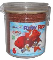 Aquadene Ruby Red 1 Liter 1 L Dry Fish Food