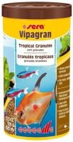 Sera Vipagran Tropical Granules 300g/1000ml | Soft Granules 1000 ml Dry Fish Food