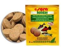 Sera Weekend & Holiday 2 Tabs | High-Quality 2 Dry Fish Food