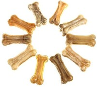 Futaba Bones Chew Treats Cheese, NA, Vegetable 65 g Dry Dog Food(Pack of 10)