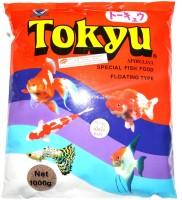 Tokyu Spirulina 1000g | Floating Type Baby Pellet 1000 g Dry Fish Food