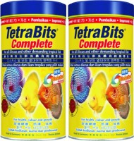 Tetra Bits Complete 93g/300ml Pack of 2 For All Discus & Other Demanding Tropical Fishes MADE IN GERMANY 600 ml Dry Fish Food(Pack of 2)