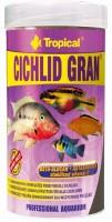 Tropical Cichlid Gran 138g/250ml | Beta-Glucan, Astaxanthin Stabilised Vitamin C 250 ml Dry Fish Food