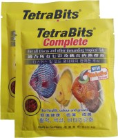 Tetra Bits Complete 15g Pack of 2 For All Discus & Other Demanding Tropical Fishes MADE IN GERMANY 30 g Dry Fish Food(Pack of 2)