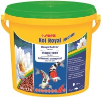 Sera Koi Royal Medium 800g | Staple Food For Koi | Strengthens The Immune System With 4% Wheat Germ For Optimal Development | 800 g Dry Fish Food
