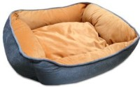 Scoobee 17-beige M Pet Bed(Beige)