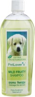 Pet Lovers Mild Fruity Anti-dandruff, Flea and Tick, Hypoallergenic, Whitening and Color Enhancing, Allergy Relief, Anti-parasitic, Conditioning, Anti-fungal, Anti-microbial, Anti-itching Dog Shampoo(500 ml)