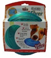 Super Dog Super Flyer (Large) Tough Toy For Dog