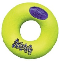 Kong Air Squeaker Donut Squeaky Toy For Dog
