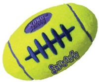 Kong Air Squeaker Football Squeaky Toy For Dog