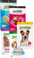 JerHigh Mix Combo 2 Milk, Liver, Spinach Dog Treat