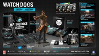 Watch Dogs (Dedsec Edition)(for PS4)