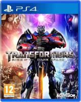 Transformers : Rise of the Dark Spark(for PS4)