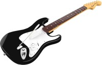 Rock Band 4 Wireless Fender Stratocaster Guitar Controller and Software Bundle(for PS4)