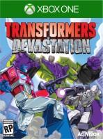 Transformers : Devastation(for Xbox One)