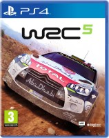 WRC 5(for PS4)
