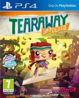 Tearaway Unfolded(for PS4)