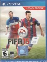 FIFA 15 (Legacy Edition)(for PS Vita)