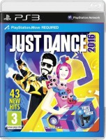 Just Dance 2016(for PS3)