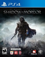 Middle-Earth Shadow Of Mordor(for PS4)