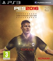 Pro Evolution Soccer 2016 (Anniversary Edition)(for PS3)
