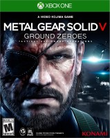 Metal Gear Solid V : Ground Zeroes(for Xbox One)