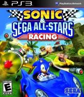 Sonic & Sega All - Stars Racing(for PS3)