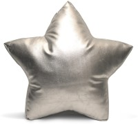 StyBuzz Solid Decorative Cushion Pack of 1(Gold)