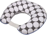 Bacati Printed Feeding/Nursing Pillow Pack of 1(Multicolor)