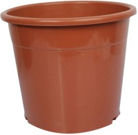 Easy Gardening 10 Inch Nursery Plant Container Set(Pack of 10, Plastic)