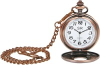 Shopingfever Stylish Appeal SHPW-120 Copper-plated Metal Pocket Watch Chain