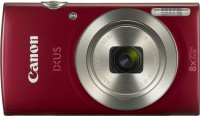 Canon IXUS 185 Point and Shoot Camera(20 MP, 8x Optical Zoom, 8x Digital Zoom, Red)