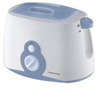 Morphy Richards 2 Slice Pop-up Toaster AT 202 Pop Up Toaster(White)