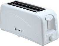 Ovastar OWPT-438 1300 W Pop Up Toaster(White)