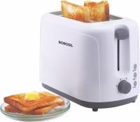 Borosil BT0750WPW11 750 W Pop Up Toaster(White)