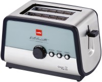Cello Quick200 850 W Pop Up Toaster(Black)