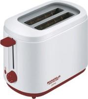 MAHARAJA WHITELINE PT-100 750 Pop Up Toaster(White)