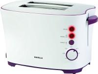 HAVELLS feasto 850 W Pop Up Toaster(White, Purple)
